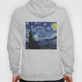 Starry Night by Vincent Van Gogh Hoodie