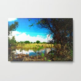 Fresh Water - Abilene, TX Metal Print