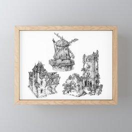 Fantasy Framed Mini Art Print