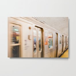 New York City 99 Metal Print