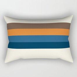 70's Basement Rectangular Pillow