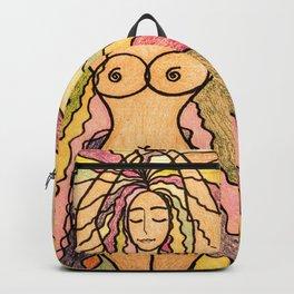 Undine Vintage Backpack