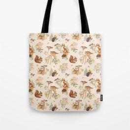 Meadow Friends Tote Bag