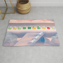 Fruit long trip Rug