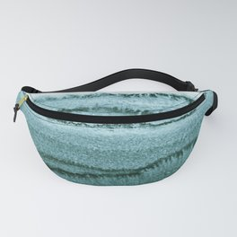 WITHIN THE TIDES - OCEAN TEAL Fanny Pack