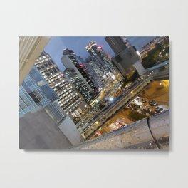 HK 006 Metal Print