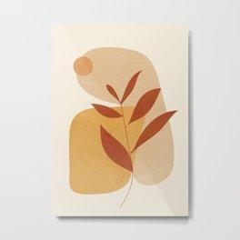 Abstract Shapes No.18 Metal Print