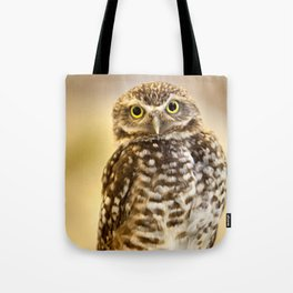 Burrowing Owl 1 Tote Bag