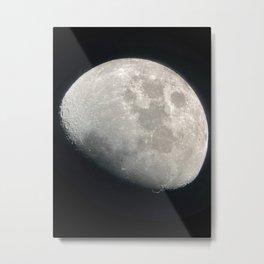 The September Moon Metal Print