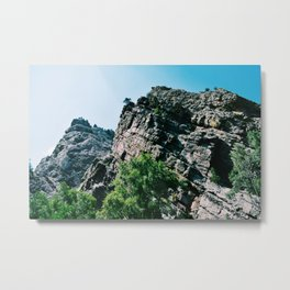 Eldorado Canyon State Park II Metal Print