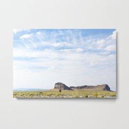 Desert Skies Metal Print