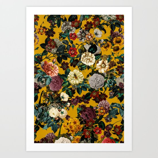 Exotic Garden V by burcukorkmazyurek