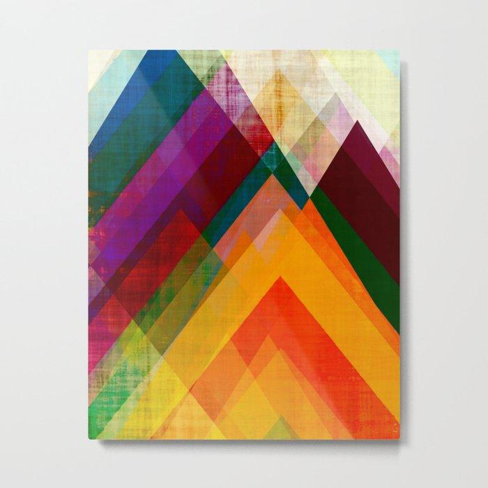 Mountain Art Geometric