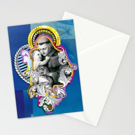 Santo Antônio (Anthony of Padua) Stationery Cards