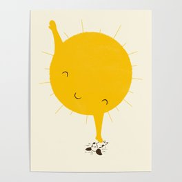 Belly Rub Poster