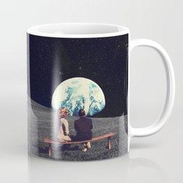 We Used To Live There Coffee Mug