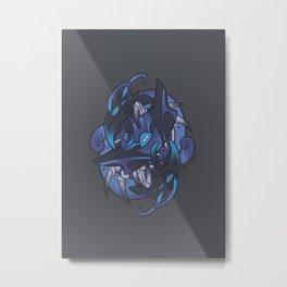 Elder Sign - Cancer Metal Print
