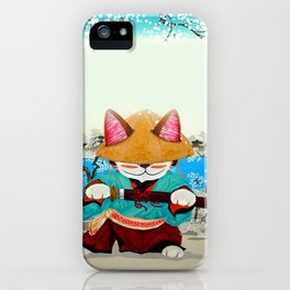 Samurai Friday iPhone Case