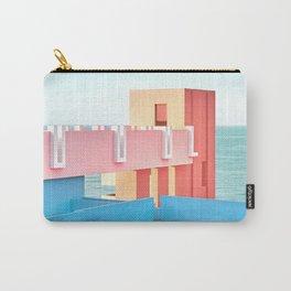 Muralla Roja 2 Carry-All Pouch