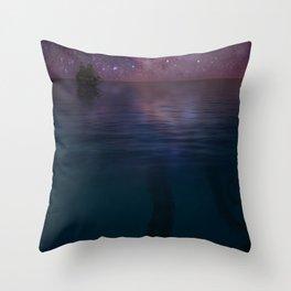 Tall Tale\\Cthulu Throw Pillow