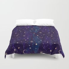 Night of a Thousand Moons Duvet Cover