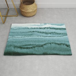 WITHIN THE TIDES - OCEAN TEAL Rug