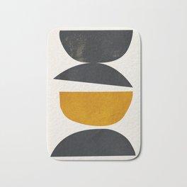 abstract minimal 23 Badematte