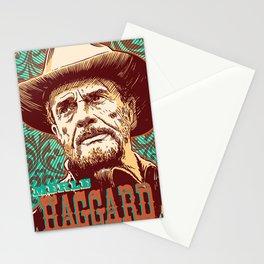 MERLE HAGGARD TOUR DATES 2019 MELATI Stationery Cards