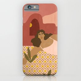 Too Much Drama, Take Me To Desert iPhone Case