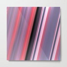 Stripes#1 Metal Print