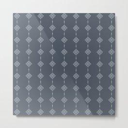 Cubus IX Metal Print