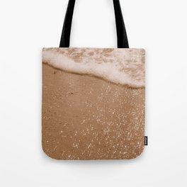 Sparkling Coco Beach Tote Bag