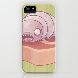 Maggie the Maggot iPhone Case
