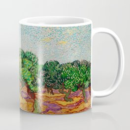 Vincent Van Gogh - Olive Trees Coffee Mug
