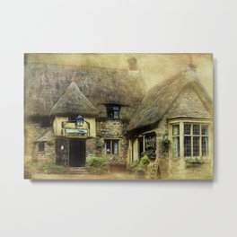 The Waggon and Horses Metal Print