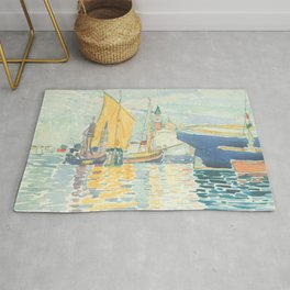 Venice The Giudecca by Henri-Edmond Cross 1903, French Rug