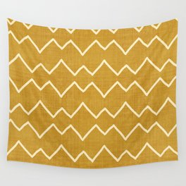 Urbana in Gold Wall Tapestry