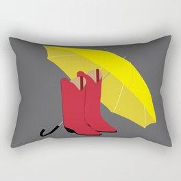 HIMYM Couples - Ted & Mother Rectangular Pillow