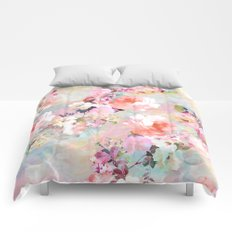 Love of a Flower Comforters