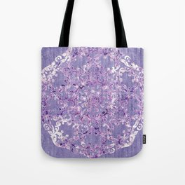 A Taste of Lilac Wine Tote Bag