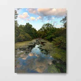 Sunset Magic Metal Print