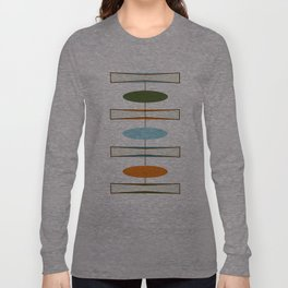 Mid-Century Modern Art 1.2 Langarmshirt