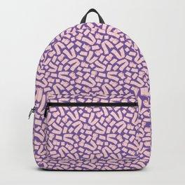 I Dream of Toilet Paper - Vapor Purple Backpack