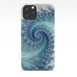 Sound of Seashell - Fractal Art iPhone Case