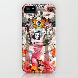 Vampira iPhone Case