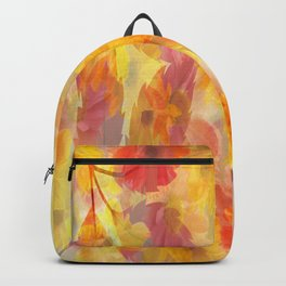 Changing Seasons Abstract Backpack
