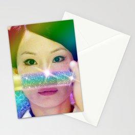 ORen Ishii Rainbow Katana Stationery Cards