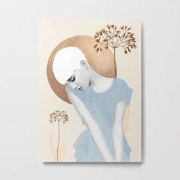 Gentle Beauty 6 Metal Print
