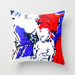 The OD Throw Pillow