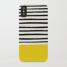 Sunshine x Stripes iPhone X Slim Case